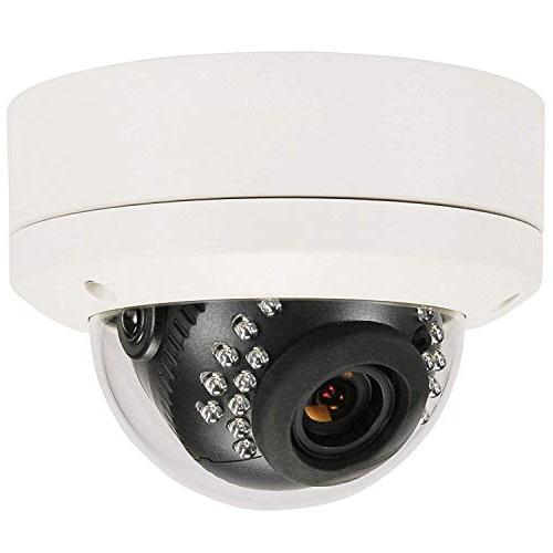 HDView H.265 HD IP Camera WDR Wide Range Lens IR ONVIF,