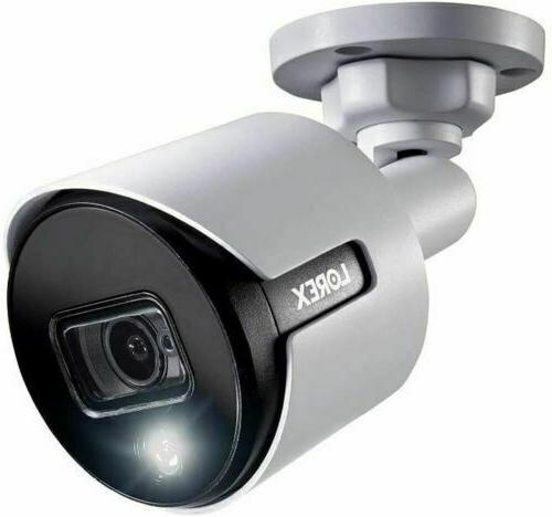 Lorex C881DA 4k Active Deterrence Security W/ Color