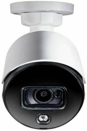 c881da 4k active deterrence bnc security camara