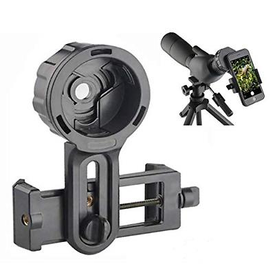 cell phone photography adapter compatible spotting scope