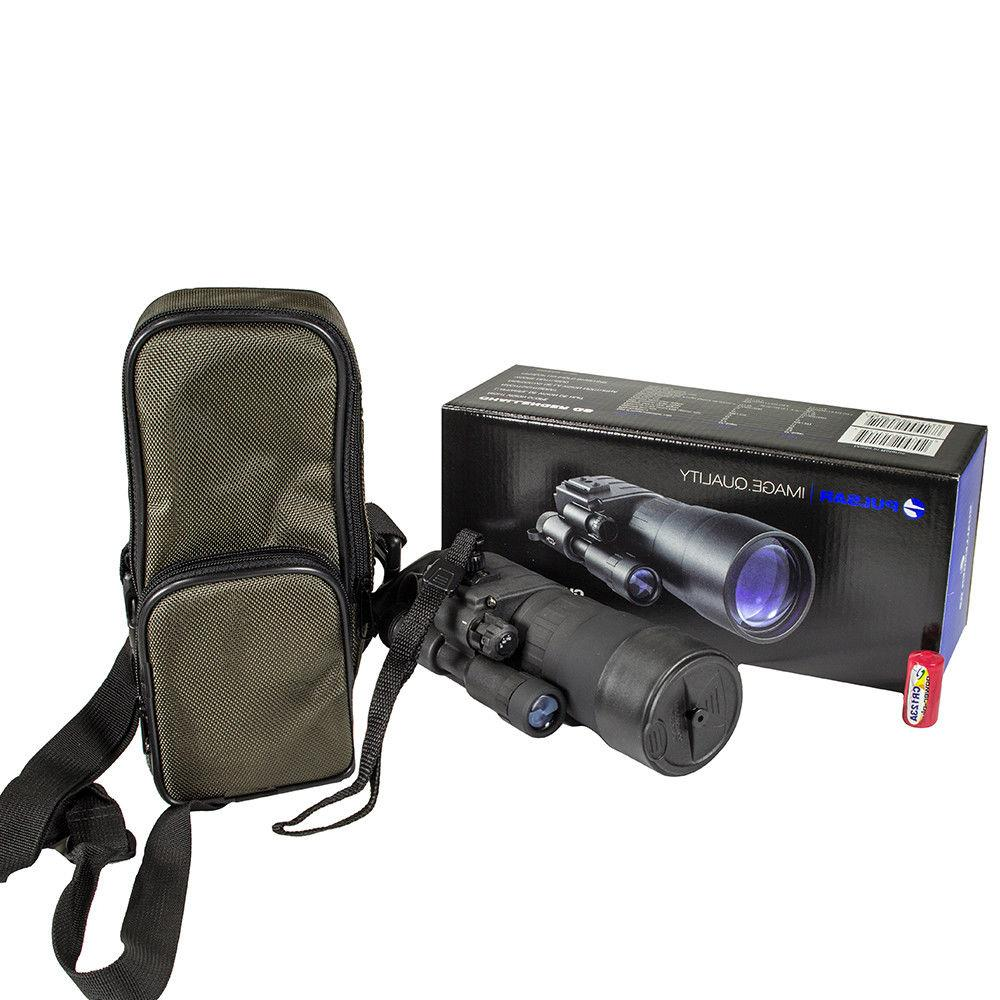 Pulsar Challenger GS 2.7x50 Night Vision Weapon Sight
