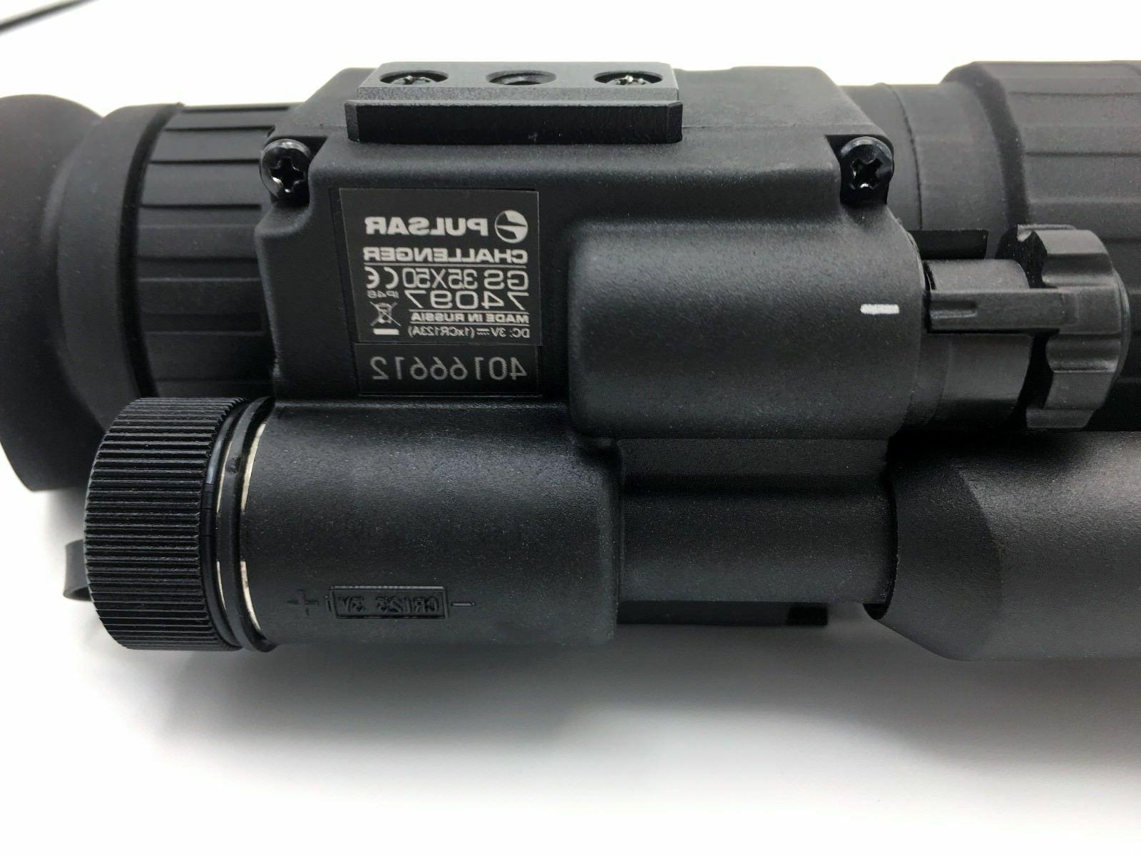 Pulsar® GS Night Vision PL74097 Infrared/IR 3.5x50mm