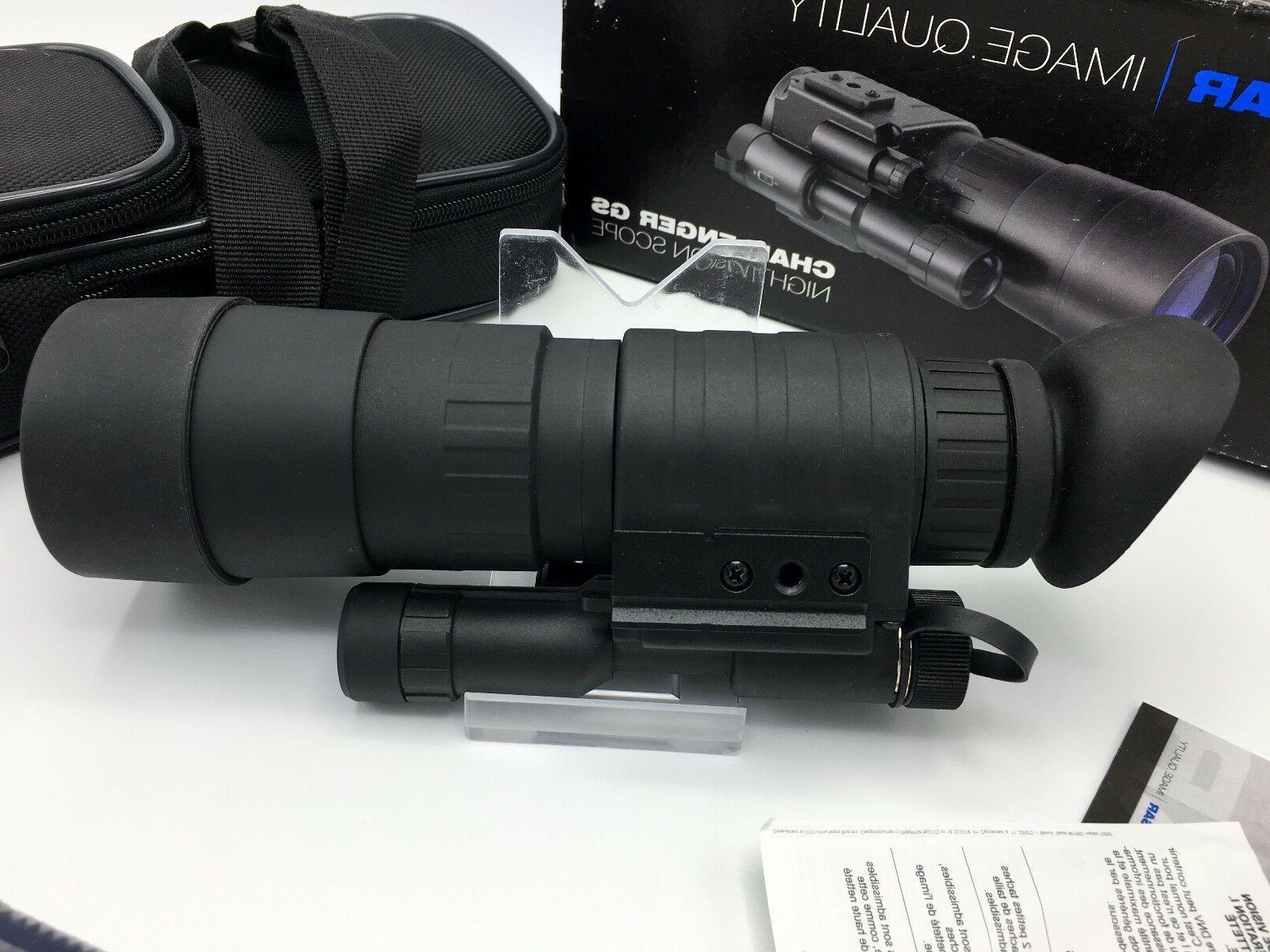 Pulsar® Vision Monocular PL74097 3.5x50mm REFURB