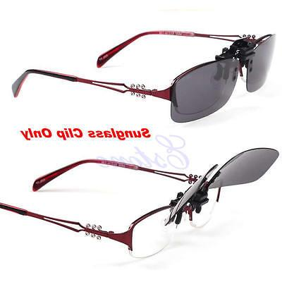 Clip-on Day Night Vision Flip-up Glasses