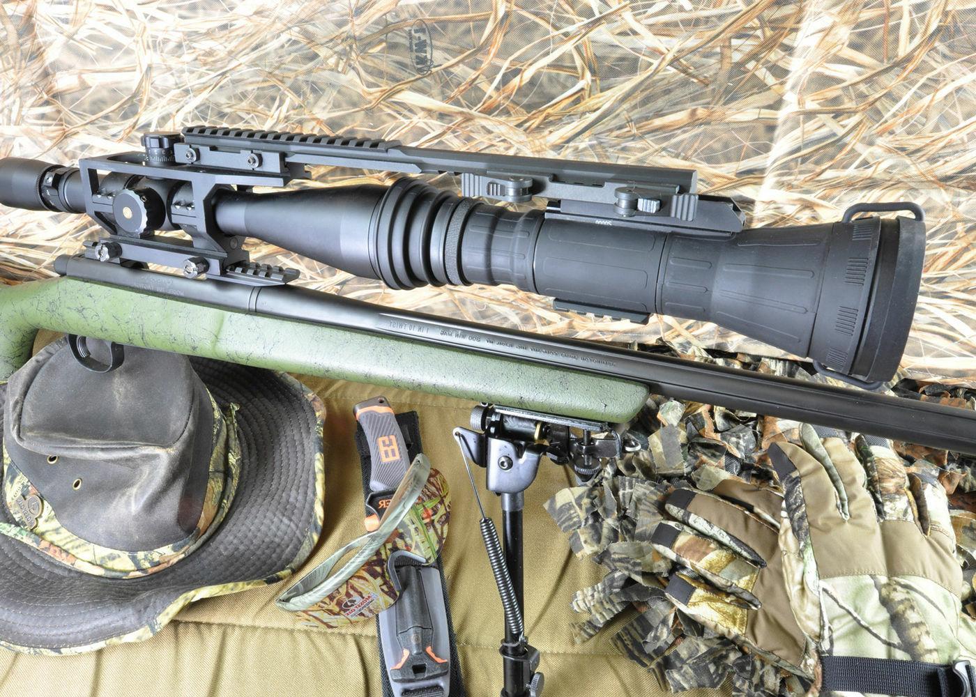 ARMASIGHT Ghost MG – Night Vision Range WPT