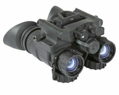 compact dual tube night vision goggle binocular