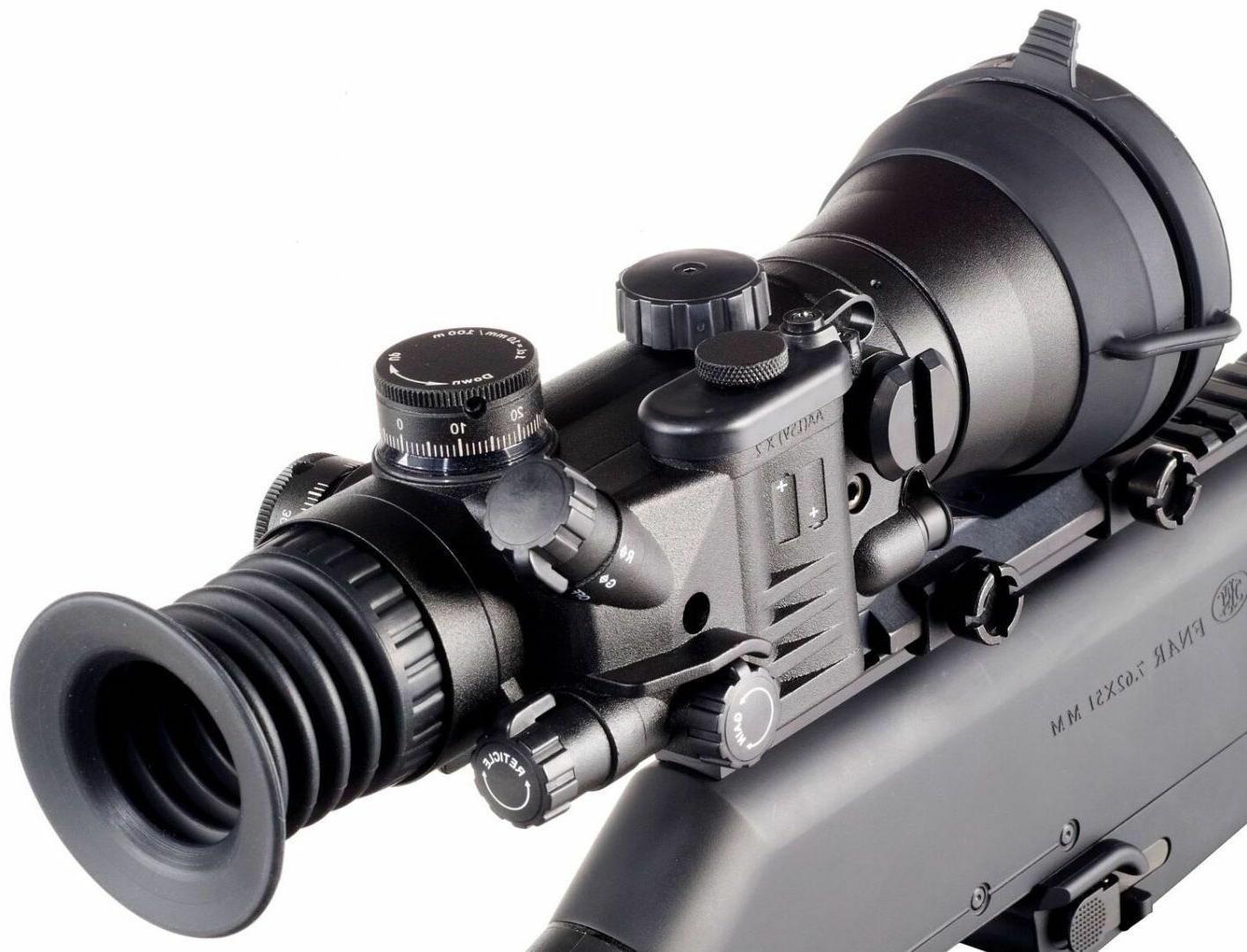 Bering Optics Gen 3+ Elite Tube Vision BE73750HDU
