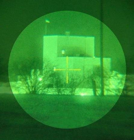 Bering B&W Gen Elite Night Vision Sight,