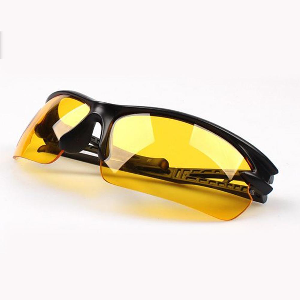 SET OF 2 PAIRS Day & Night Vision UV400 Sunglasses HD Drivin