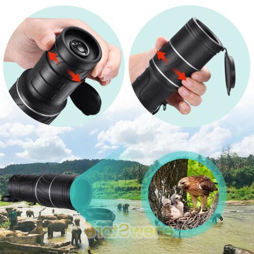 Day Night Hunting Binoculars Powerful BAK-4 Hiking