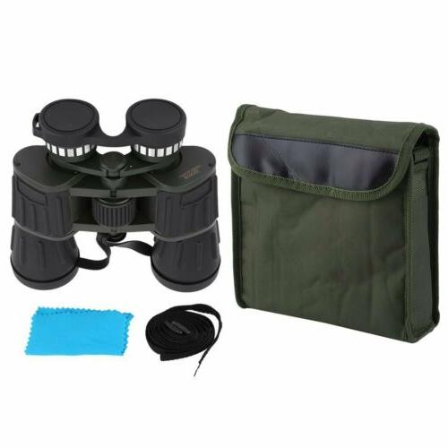 Day/Night 60x50 Military Zoom Powerful Binoculars Optics Hunting