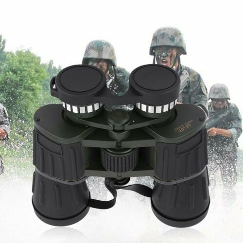 Day/Night Military Zoom Binoculars Hunting BB