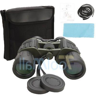 Day/Night 60x50 Zoom Binoculars Hunting