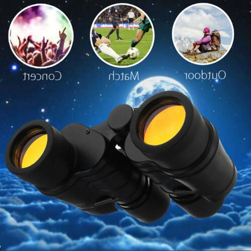 Day/Night Telescope Army Binoculars Camping