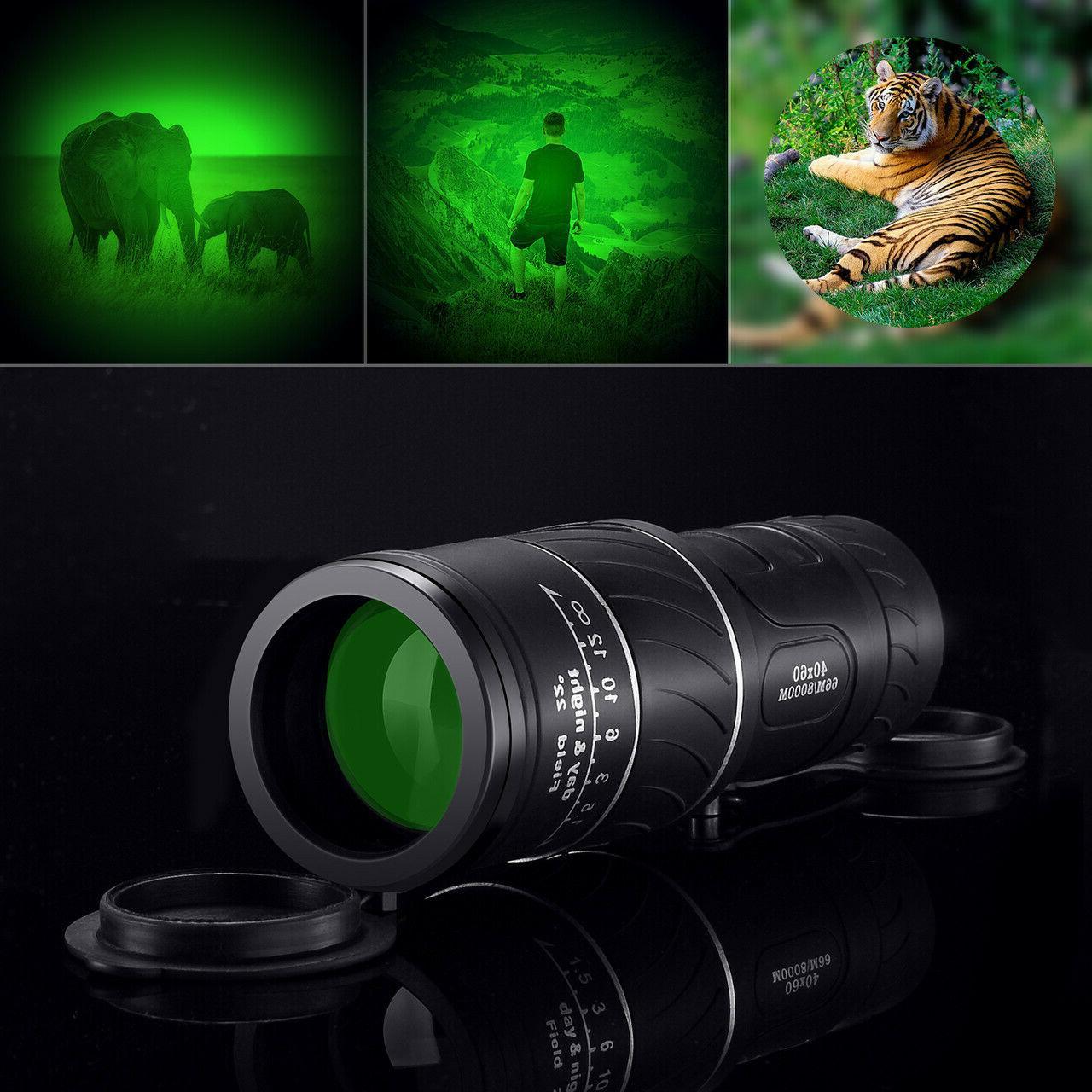 day night 40 60 zoom hunting binoculars
