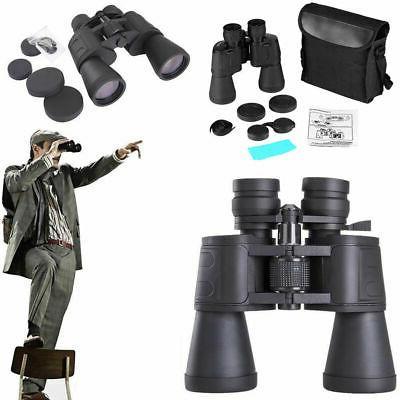 Day Night Binoculars 10 x Zoom Outdoor Travel Bag