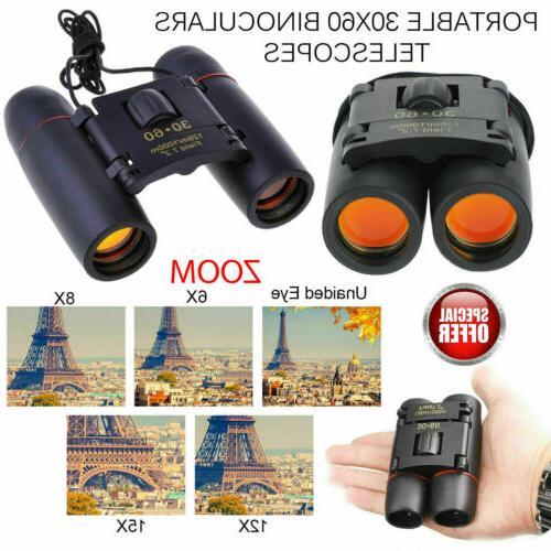 Day Vision 30×60 Optics Hunting