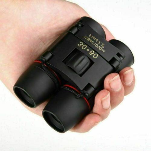 Day Night Vision Binoculars 30×60 Outdoor Travel Optics Telescope Hunting