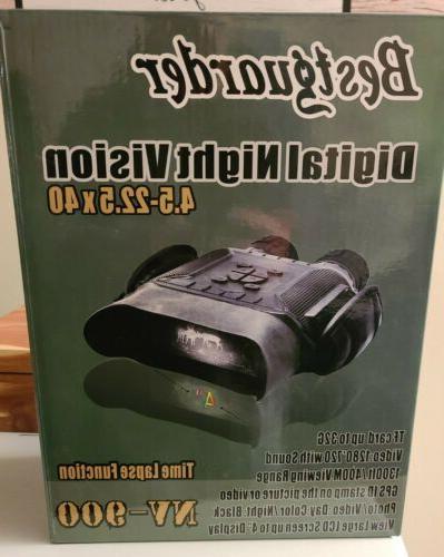 digital night vision 400m 1300ft upgrade version