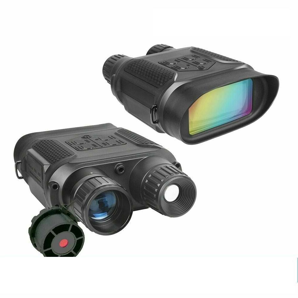 Digital Night Vision Binoculars Infrared 7x31 Waterproof Hun