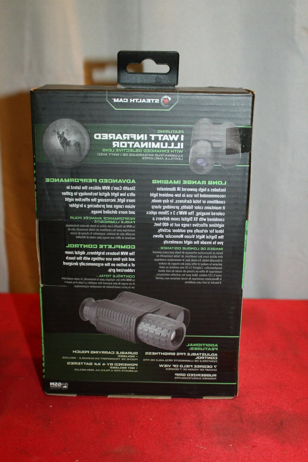 Stealth Vision 3x20mm STC-NVM K52