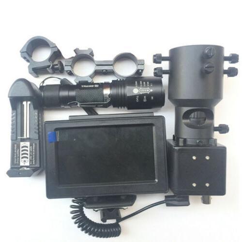DIY Night Scope&IR IR Laser Torch Kit for