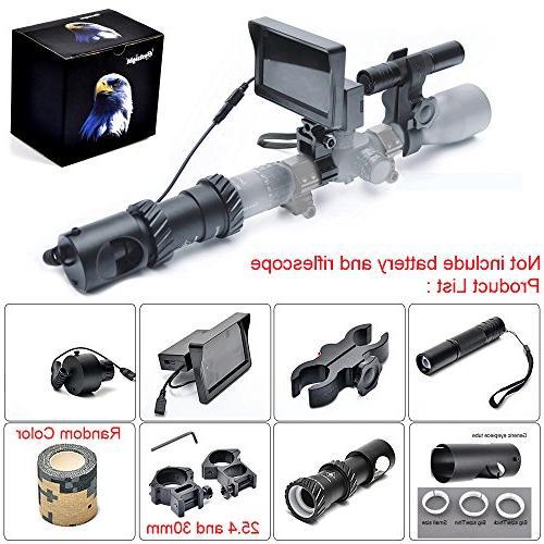 "bestsight DIY Digital Vision Hunting 5"" Portable"