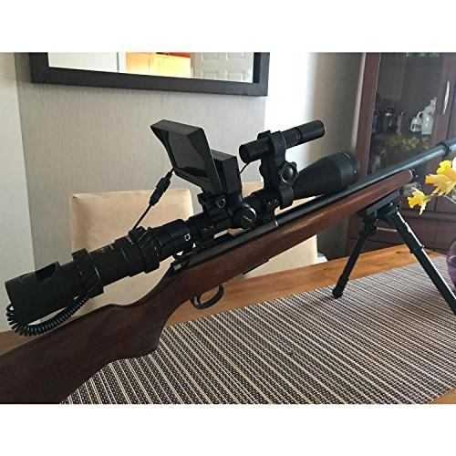 """Vision for Hunting with 5"""" Portable"""
