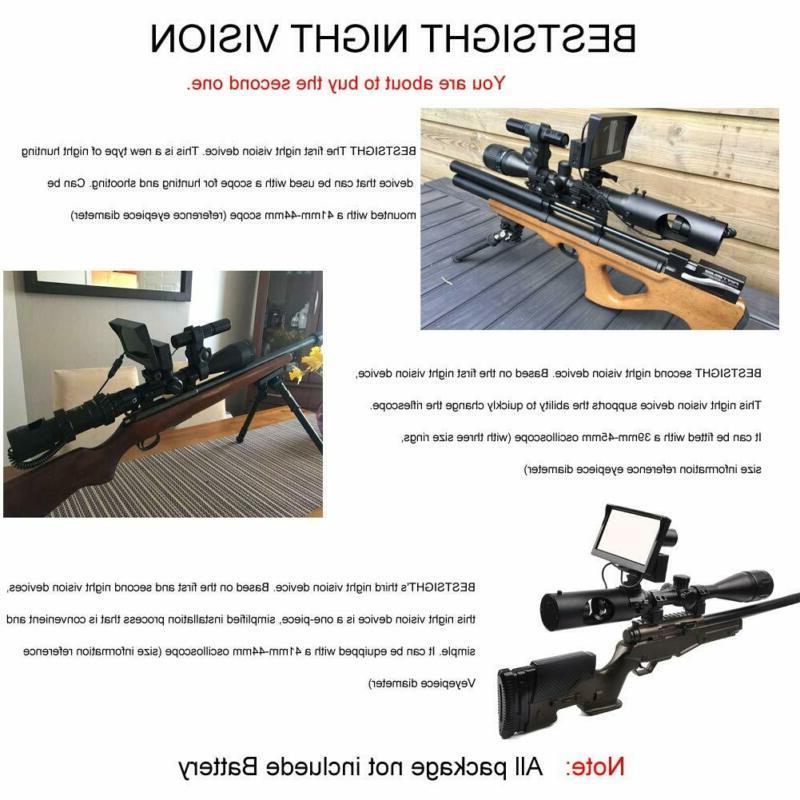 Bestsight DIY Vision and for Riflescope Ni