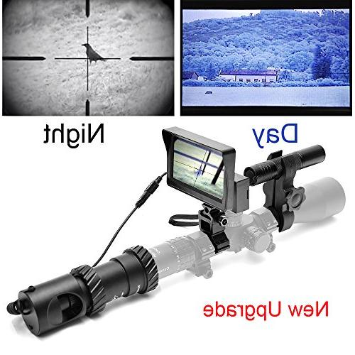diy rifle night vision scope