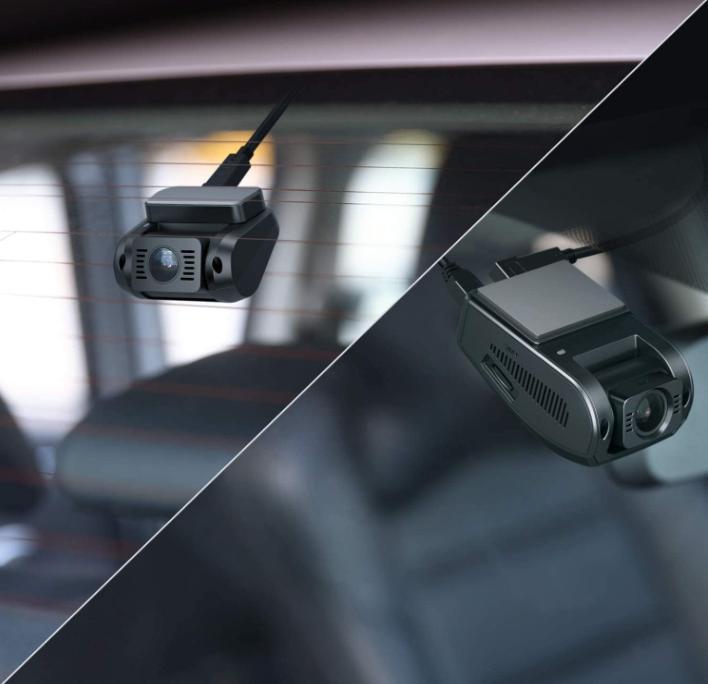 1080P With Lens AUKEY Dashcam