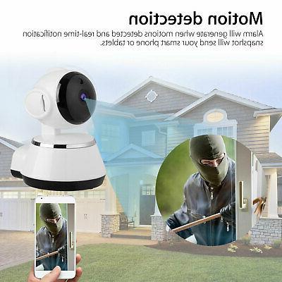 Wireless 720P WiFi V380 Home IR Night Vision