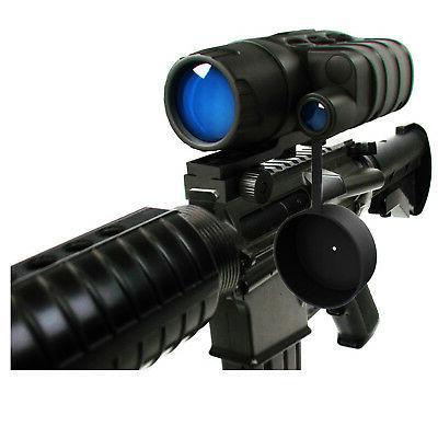 exact precision night vision monocular