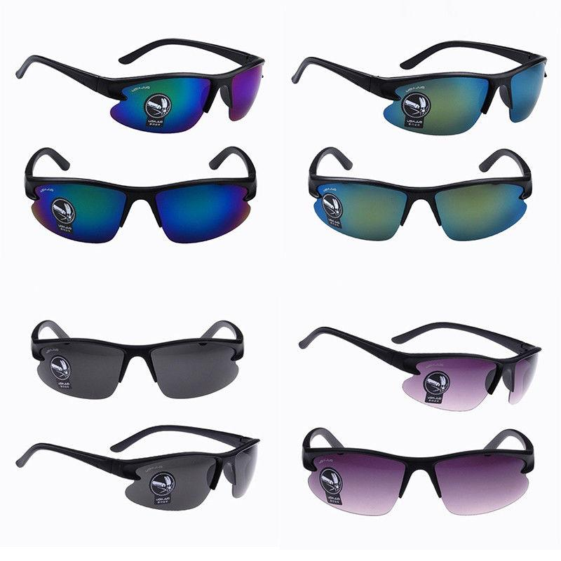 Fashion Men Vision Sunglasses Lens Driving Glasses