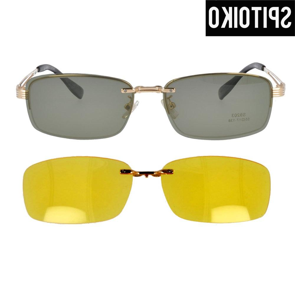 Fashional Men Double <font><b>On</b></font> Sunshades Eyewear S9203