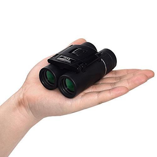 folding binoculars light night vision
