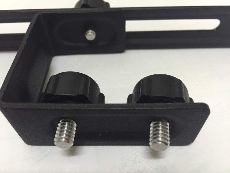 Free shipping <font><b>Yukon</b></font> digital <font><b>scope</b></font> adapter vision tripod parts