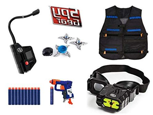 gamma kit secret agent set