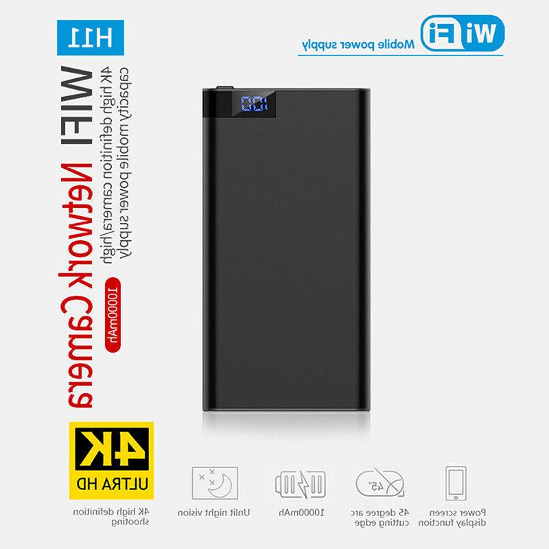 H11 10000mAh DVR Recorder Power Bank WIFI Vision