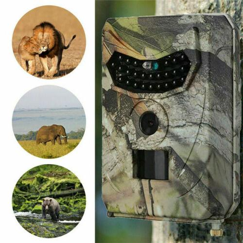 HD 1080P Hunting Trail Camera Wildlife Scouting