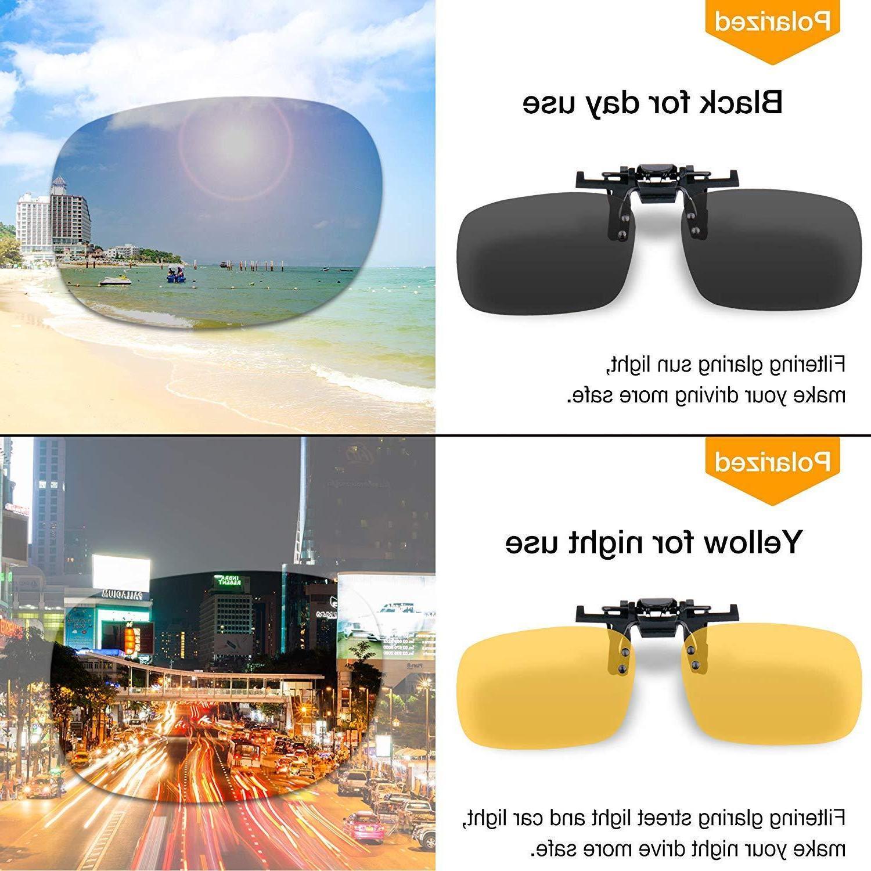 HD Glasses Polarized Sunglasses