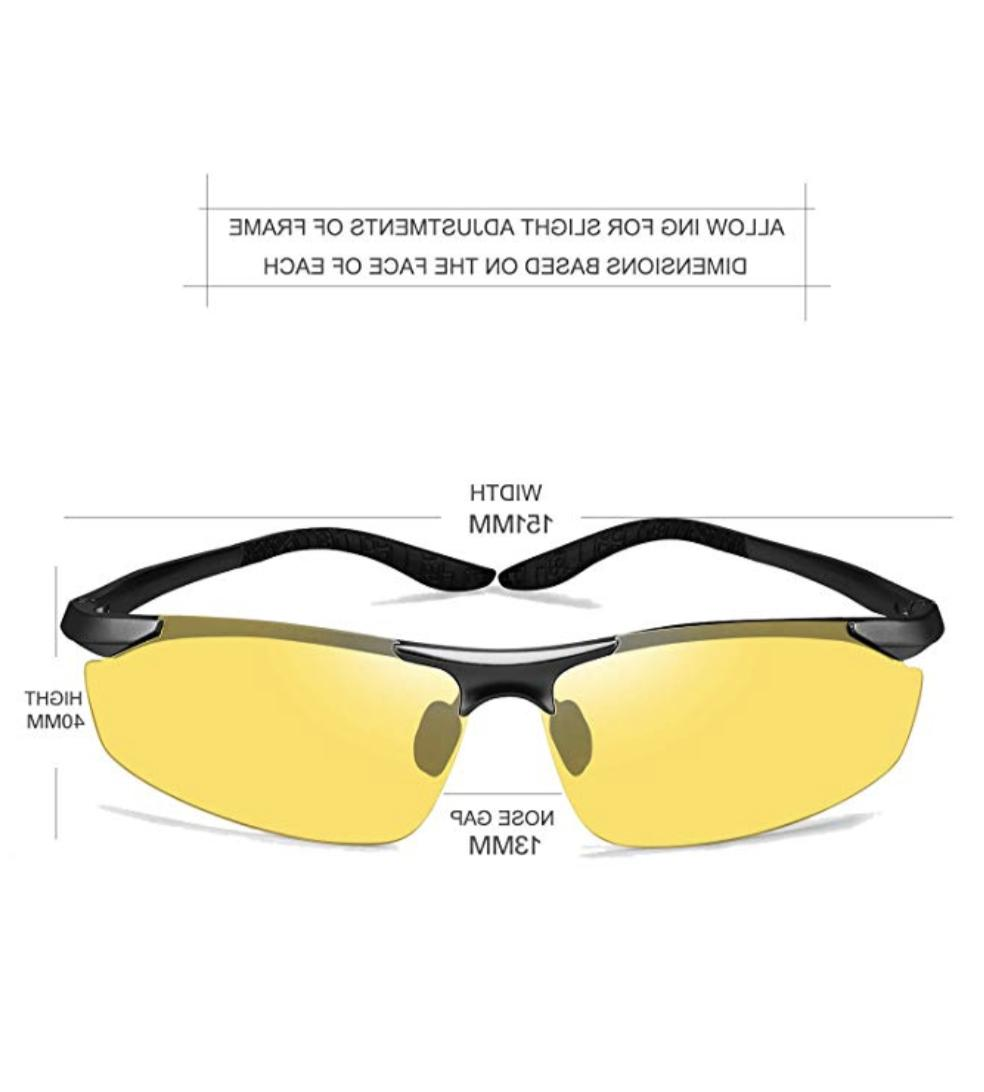 HD Vision For Glare