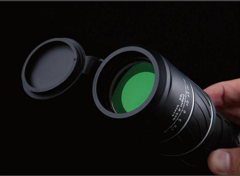 HD Optical Telescope Binoculars Light Night