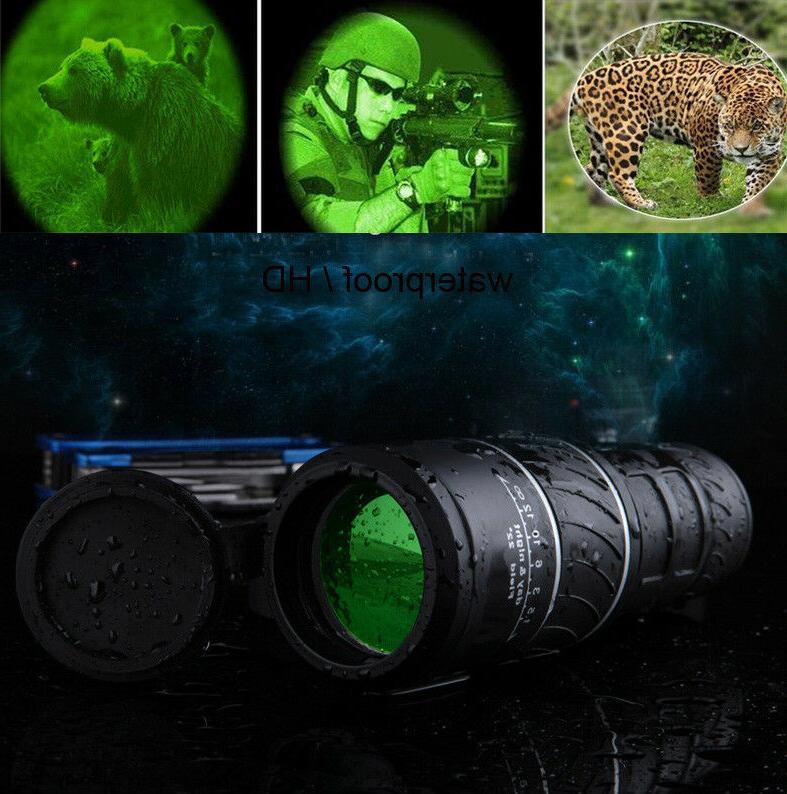 HD 40X60 Monocular Telescope Light Vision US