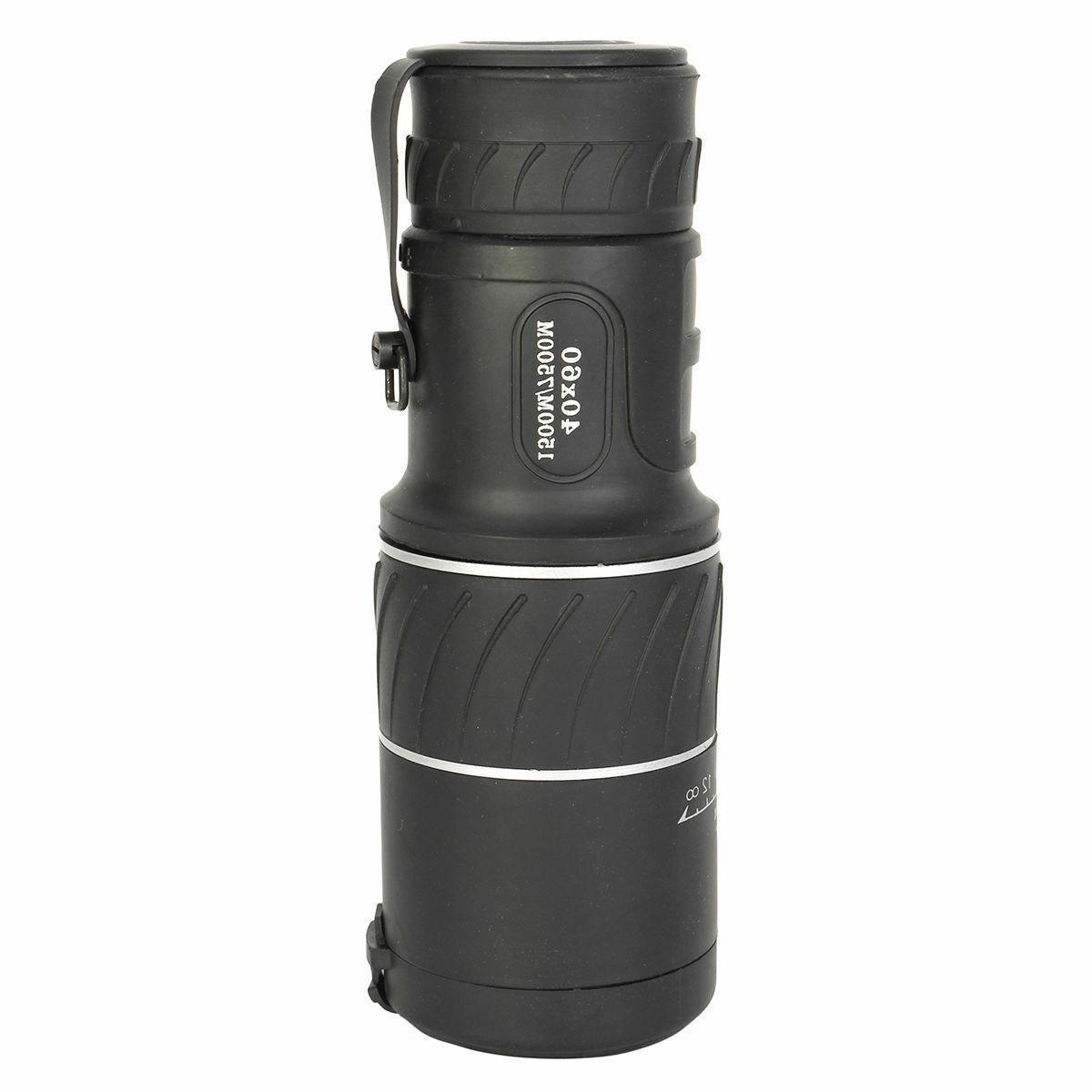 HD Optical 40X60 Monocular Telescope Binoculars