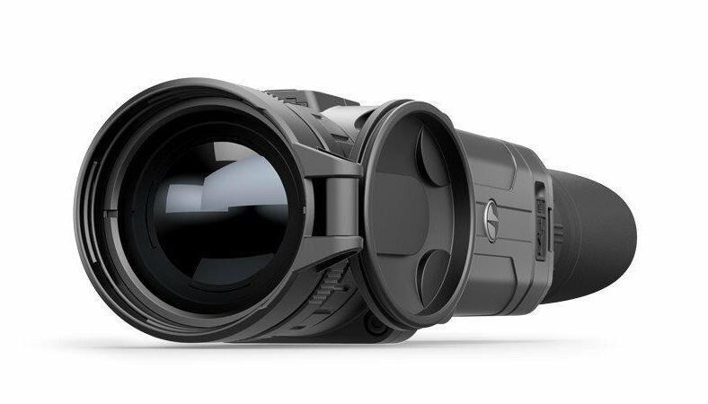 helion thermal imaging monocular scope
