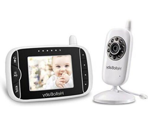 hellobaby wireless monitor