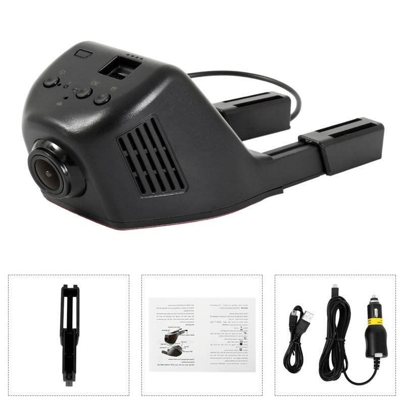 Hidden WIFI DVR Video Recorder Night Vision