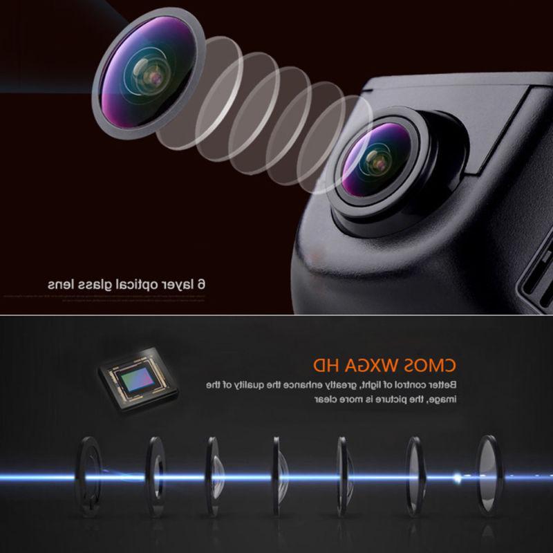 Hidden HD WIFI DVR Vehicle Video Night Vision