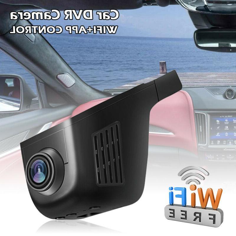 hidden car hd 1080p wifi dvr vehicle